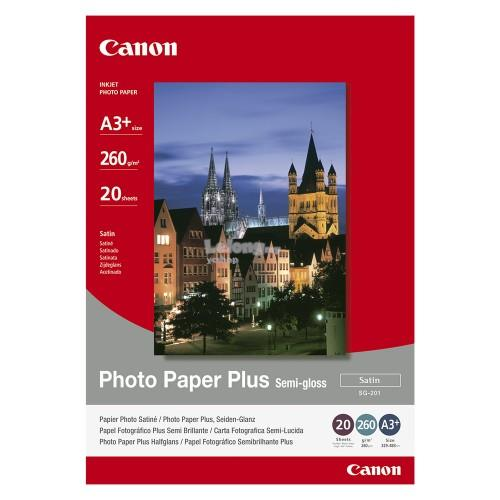 Canon A3+ Photo Paper Plus Semi-Gloss 20's (SG-201-A3+)