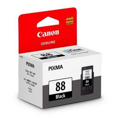CANON BLACK INK CARTRIDGE FOR E500 E600, PG-88