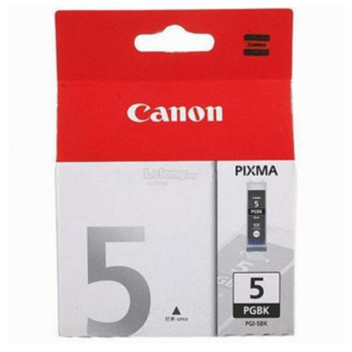 Canon Black Ink Cartridge (PGI-5)