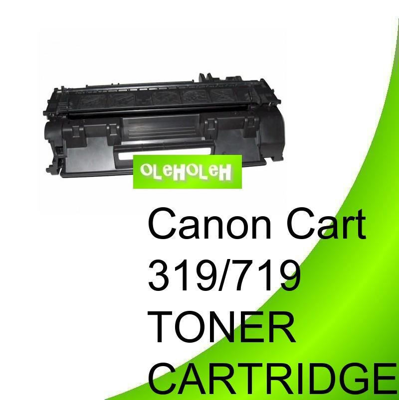 *Canon Cart 319/719 Compatible Toner For Canon LBP-6680X MF5840DN