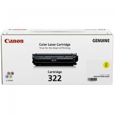 Canon Cartridge 322 Yellow (Genuine)