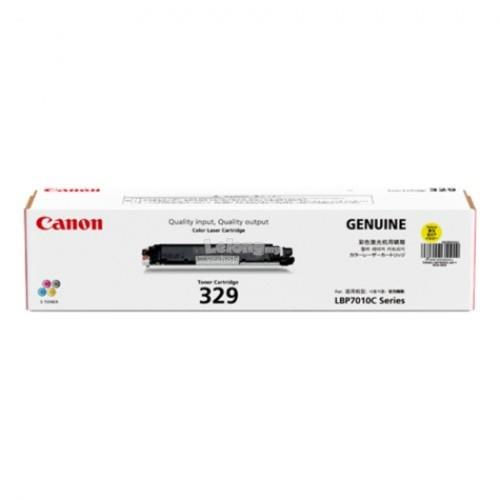 Canon Cartridge 329 Yellow Toner Cartridge