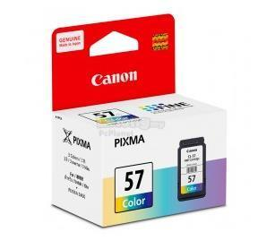 Canon CL-57 Color Ink Cartridge ( PIXMA E400 E460 E480 CL57 )