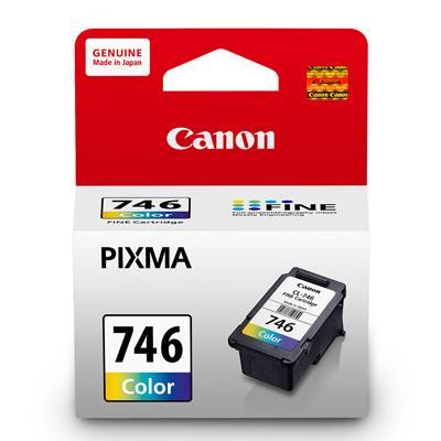 Canon CL-746 Color Ink (Genuine) CL746 MG2470 2570 IP2870 2872