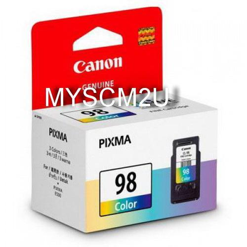 Canon CL 98 Colour Ink Cartridge (CL98)(canon98)(canon 98)E 510/ E 600