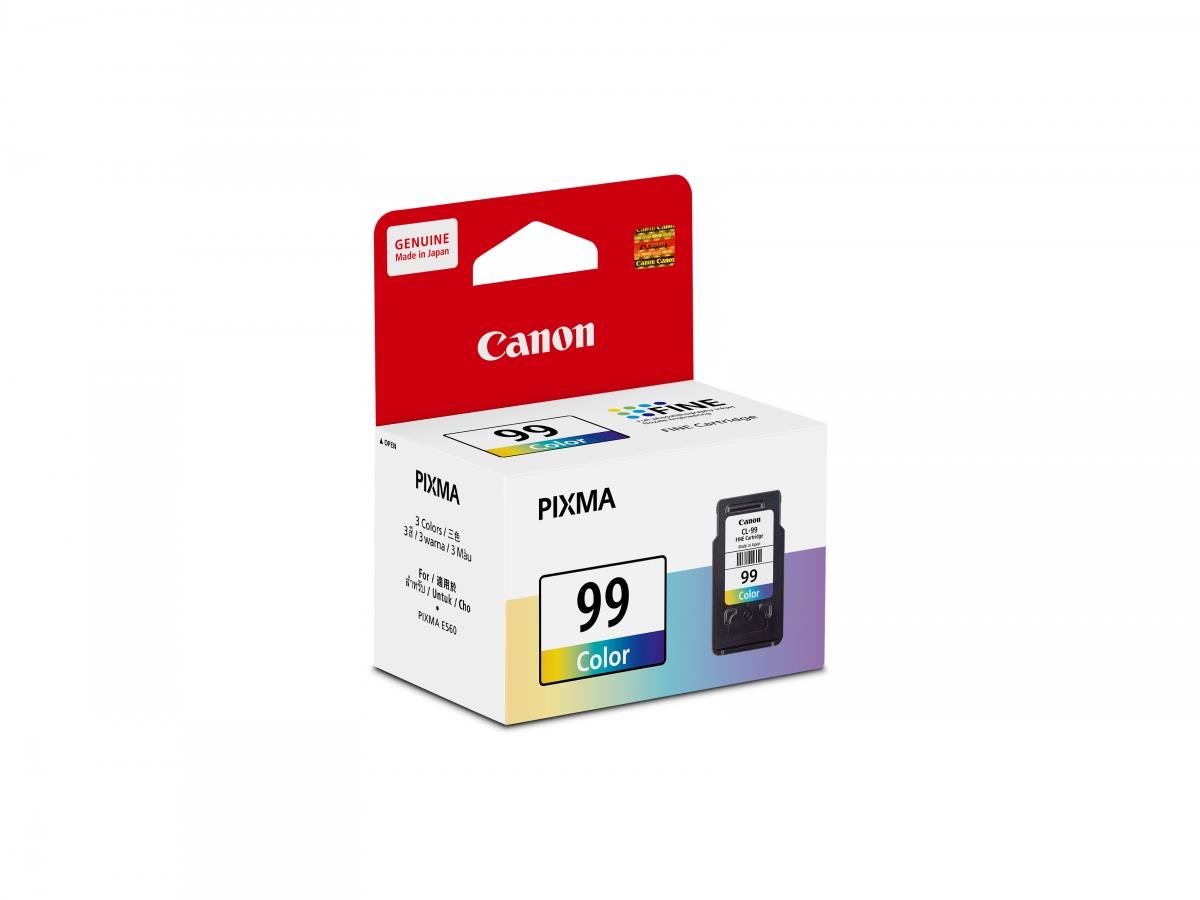 Canon CL-99 Color Original Ink Cartridge