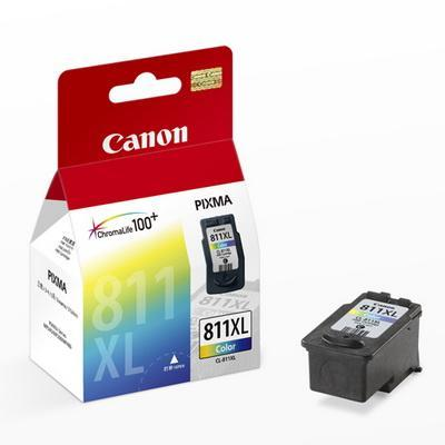 Canon Color Ink Cartridge (CL-811XL)