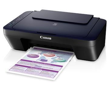 CANON Color Inkjet Printer E400 2016 End 6 14 2018 728 AM