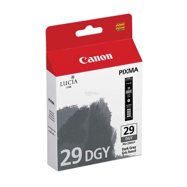 Canon Dark Gray ink tank (36ml) (PGI-29DGY)
