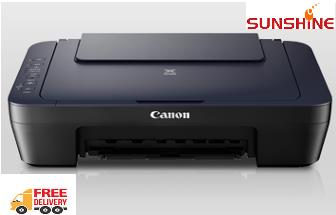 Canon E460 3In1 Color Inkjet Printer + 3yrs Wrt