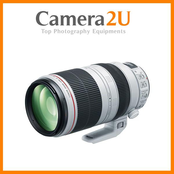 NEW Canon EF 100-400mm f/4.5-5.6L IS II USM (Canon Msia)
