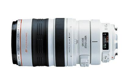 Canon EF 100-400mm L is ll 5D 7D 60D 600D  1100D 550D 500D