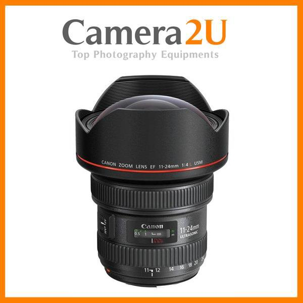 New Canon EF 11-24mm f/4L USM Lens (Import)