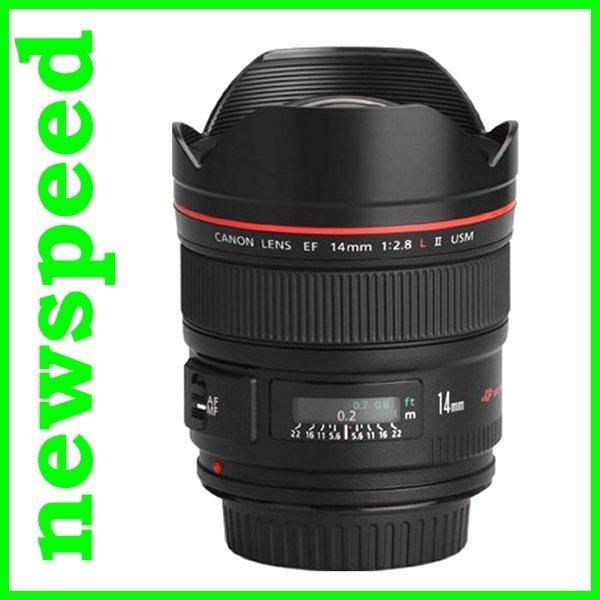 New Canon EF 14mm F2.8 L II USM EF14mm Lens (Import)