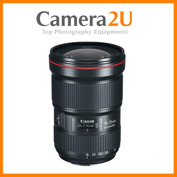 New Canon EF 16-35mm f/2.8L III USM Lens (Import)