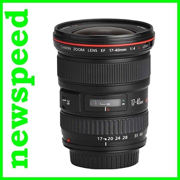 New Canon EF 17-40mm F4 L USM EF17-40mm Lens (Import)