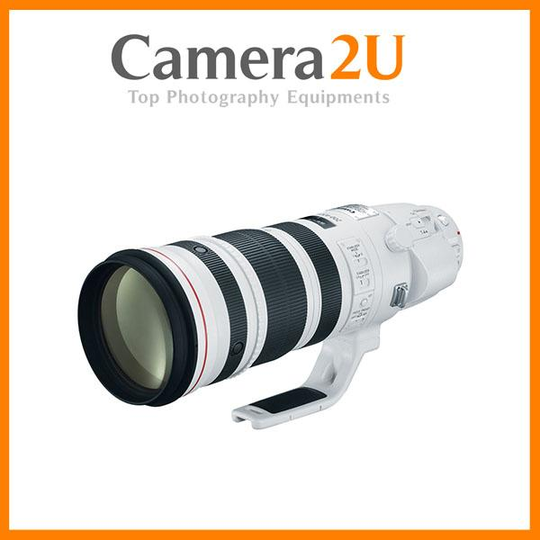 NEW Canon EF 200-400mm f4L IS USM Extender 1.4x
