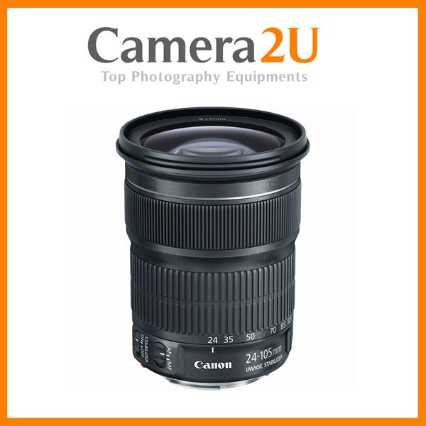 New Canon EF 24-105mm f/3.5-5.6 IS STM Lens (Import)