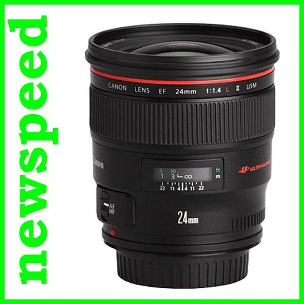 New Canon EF 24mm F1.4 L II USM EF24mm Lens (Import)