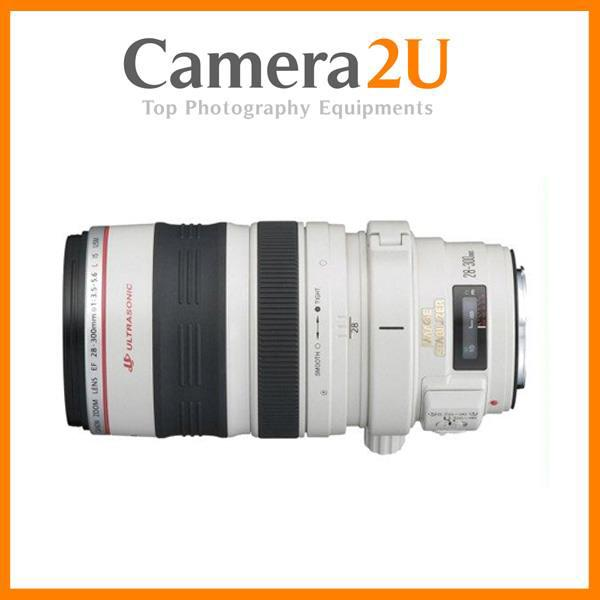 New Canon EF 28-300mm F3.5-5.6L IS USM Lens (Canon MSIA)