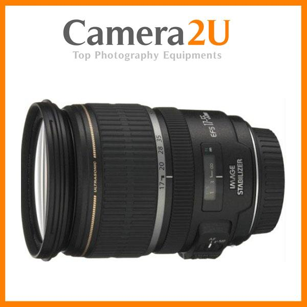 NEW Canon EF-S 17-55mm F2.8 IS USM Lens