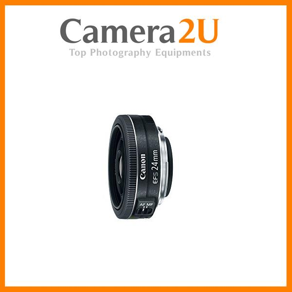 Canon EF-S 24mm f/2.8 STM Lens (Canon MSIA)
