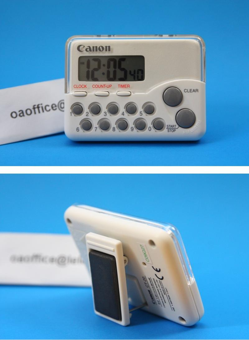 Canon Electronic Clock Timer