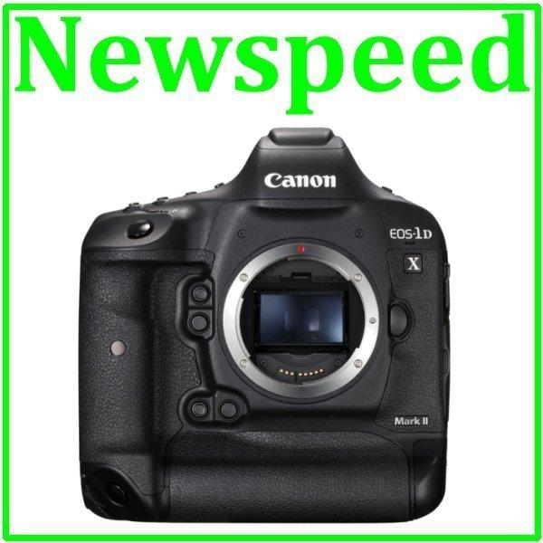Canon EOS 1DX Mark II MK 2 DSLR Camera Body (Canon MSIA)