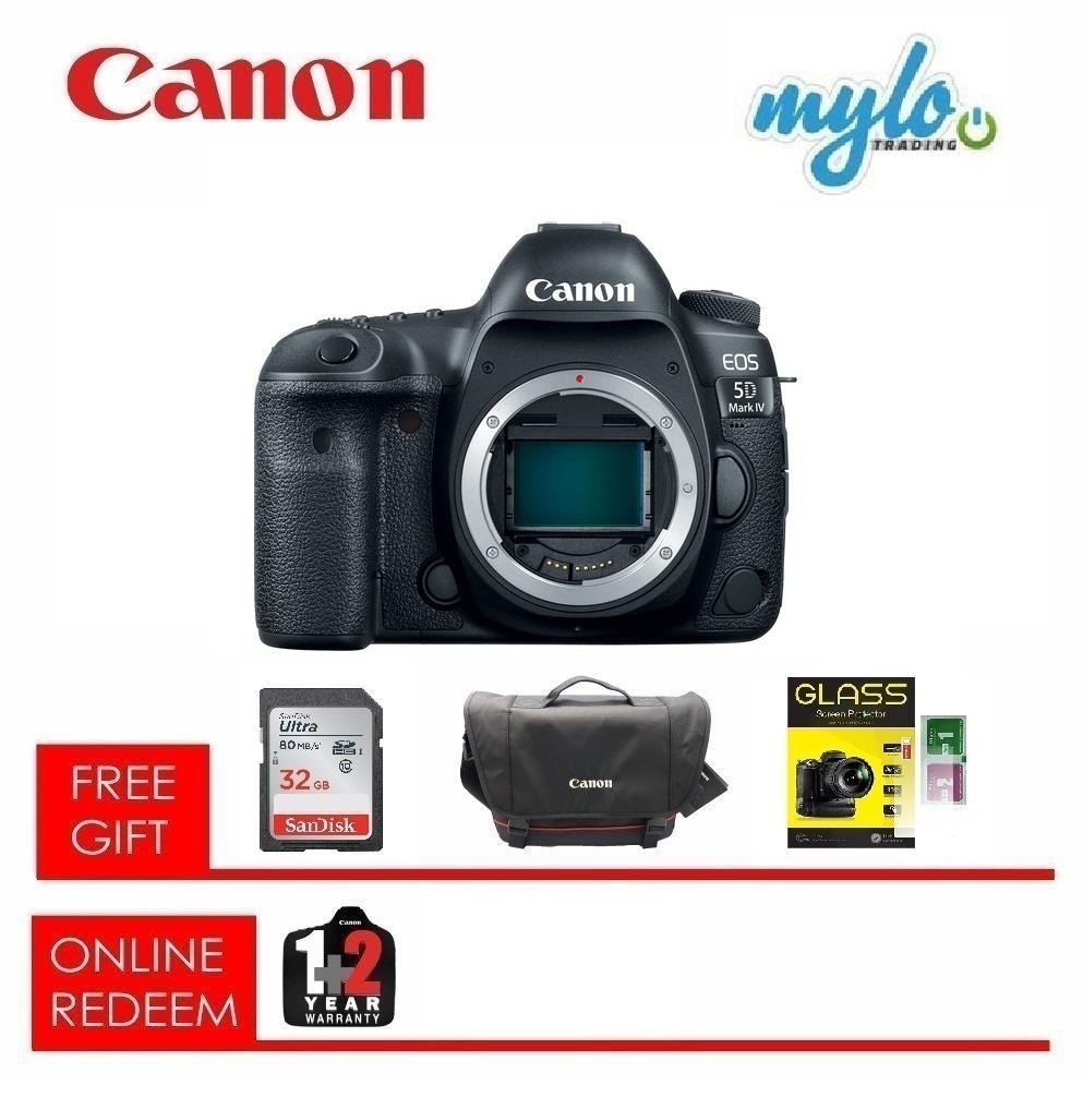 Canon Eos 5d Mark Iv Dslr Camera Bod End 8 2019 315 Pm Body Only 4 Onlyoriginal Malaysia Warranty