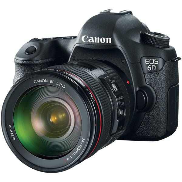 CANON EOS 6D (EF 24-105 IS STM) CANON MALAYSIA
