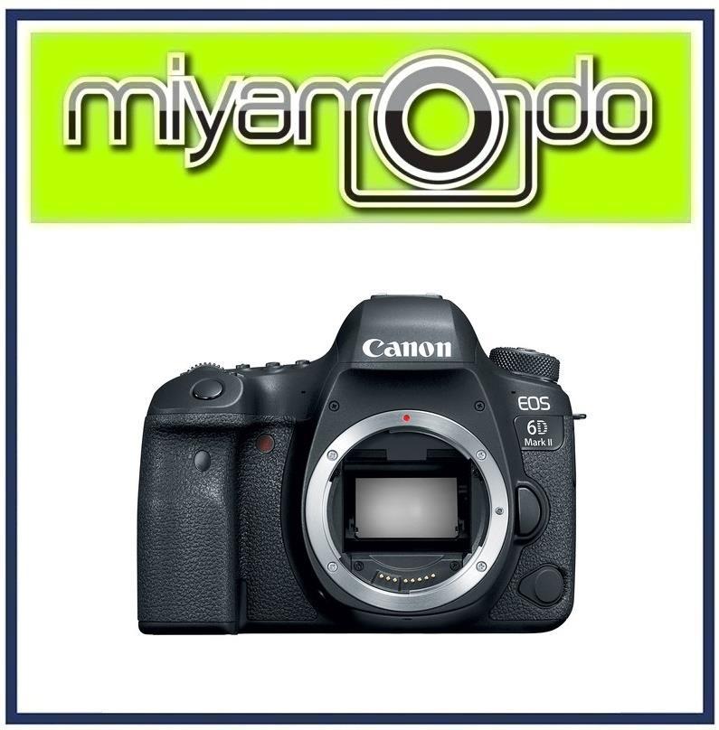 NEW Canon EOS 6D Mark II Body Full Fr (end 6/4/2018 4:26 PM)