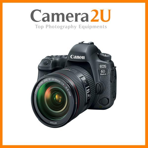 Canon EOS 6D Mark II MK2 24-70mm F4L Lens (Import)