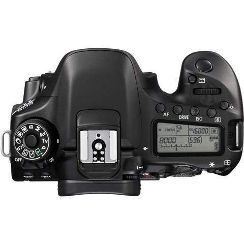 Canon EOS 80D Kit (EF-S18-55 IS STM)