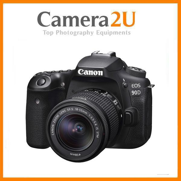 Canon EOS 90D 18-135mm Lens Kit DSLR Camera (Import)