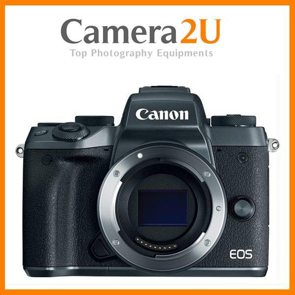Canon EOS M5 Camera Body +8GB+Bag (Import)