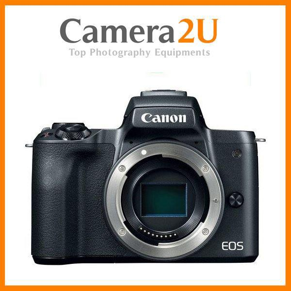 Canon EOS M50 body +32GB+Bag (MSIA)