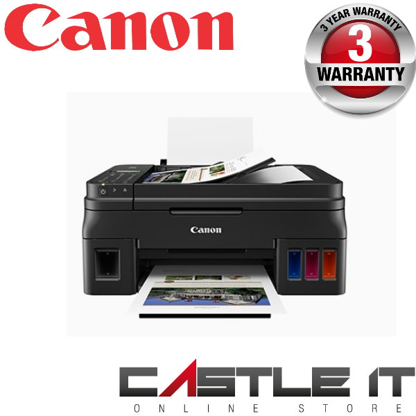 CANON G4010 INKJET All-In-One COLOUR PRINTER (P/S/C/F/W) Wireless