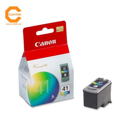Canon Ink Cartridge CL-41 Color