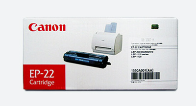 CANON INK TONER EP-22 (BLACK)