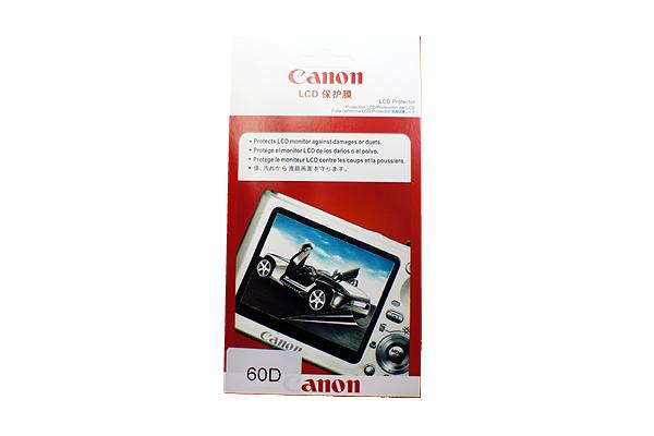 Canon LCD Protector for DSLR Canon EOS 60D 600D