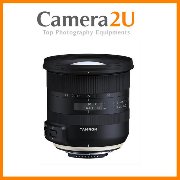 Canon Mount Tamron 10-24mm f/3.5-4.5 Di II VC HLD Lens (Import)
