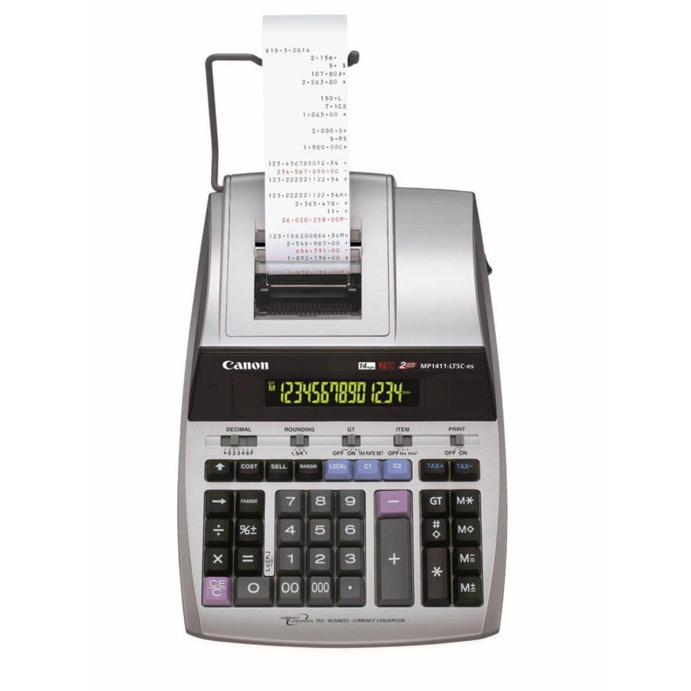 Canon MP1411-LTSC 2-color Printing Calculator