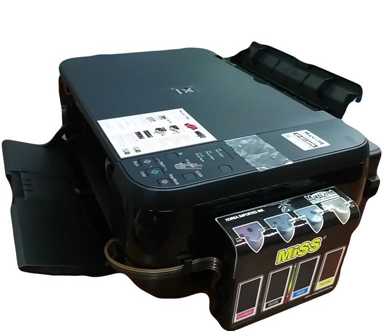 Cara Reset Printer Canon Mp287 Error E08 ~ Fix Printer