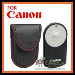 Canon OEM RC-6 Wireless Remote Control for EOS 450D, EOS 400D, EOS 350