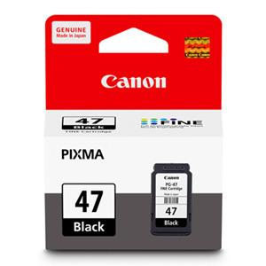 Canon PG-47 Black Ink Cartrdige