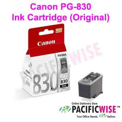 Canon PG-830 Ink Cartridge (Original)