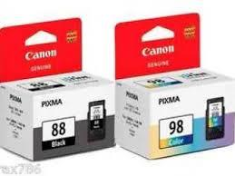 CANON PG88 + CL98 INK CARTRIDGE
