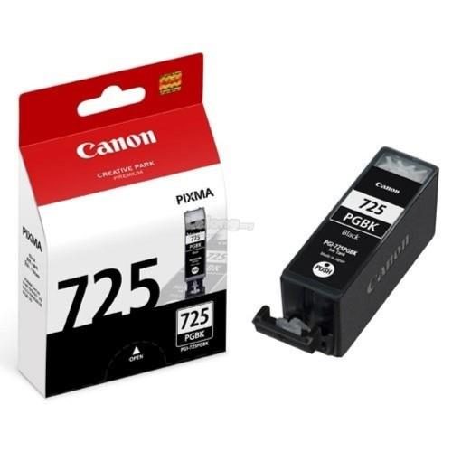 Canon PGI-725 Black Ink Cartridge (PGI-725)