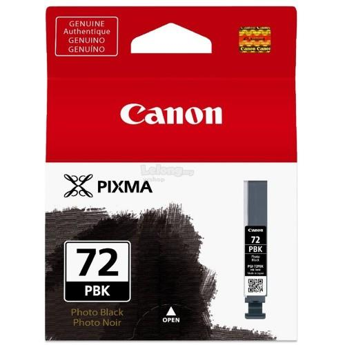 Canon Photo Black ink tank 14ml (PGI-72PBK)