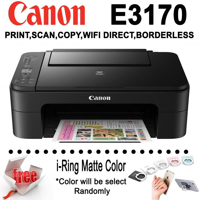 how to connect my canon pixma printer to my wifi